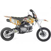 Dirt bike Xtrem BSE 14/12 125cc 4 vitesses moto cross enfant