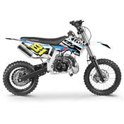 Dirt Bike NRG 50 xtrem KMT 14/12