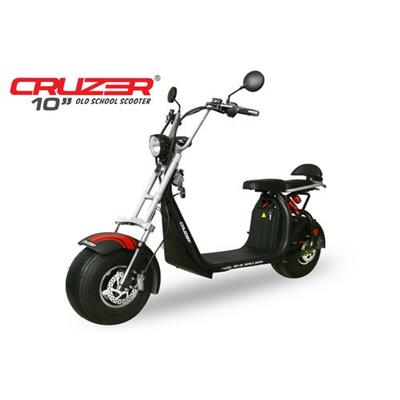 60 volts 1500 watts trottinette CRUZER V2 S8 moto cruiser scooter electrique Citycoco v2 lithium